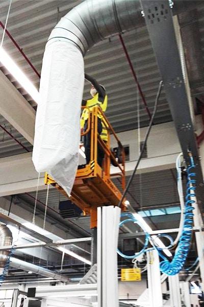HVAC - filtracne rukavy na vzduchotechniku - carac (1)